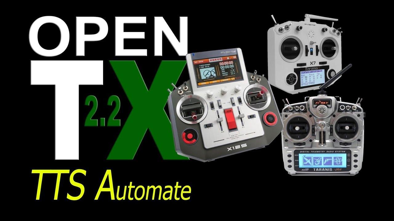 OpenTX 2 2 - Making custom voice sounds for Horus or Taranis