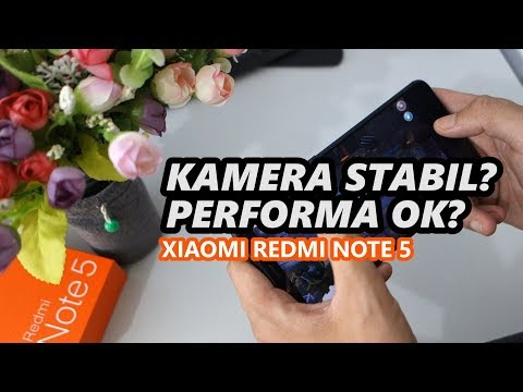 Kamera Stabil? Performa OK - Review Xiaomi Redmi Note 5 Indonesia