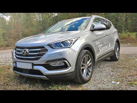Hyundai Santa Fe 2.2 CRDi (197PS) 4WD Premium