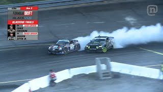 Watch Each One of Vaughn Gittin Jr.'s Runs Enroute to FD New Jersey Victory