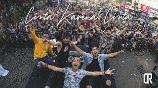 Download Danes Rabani - Cinta Karena Cinta ( Judika Cover )