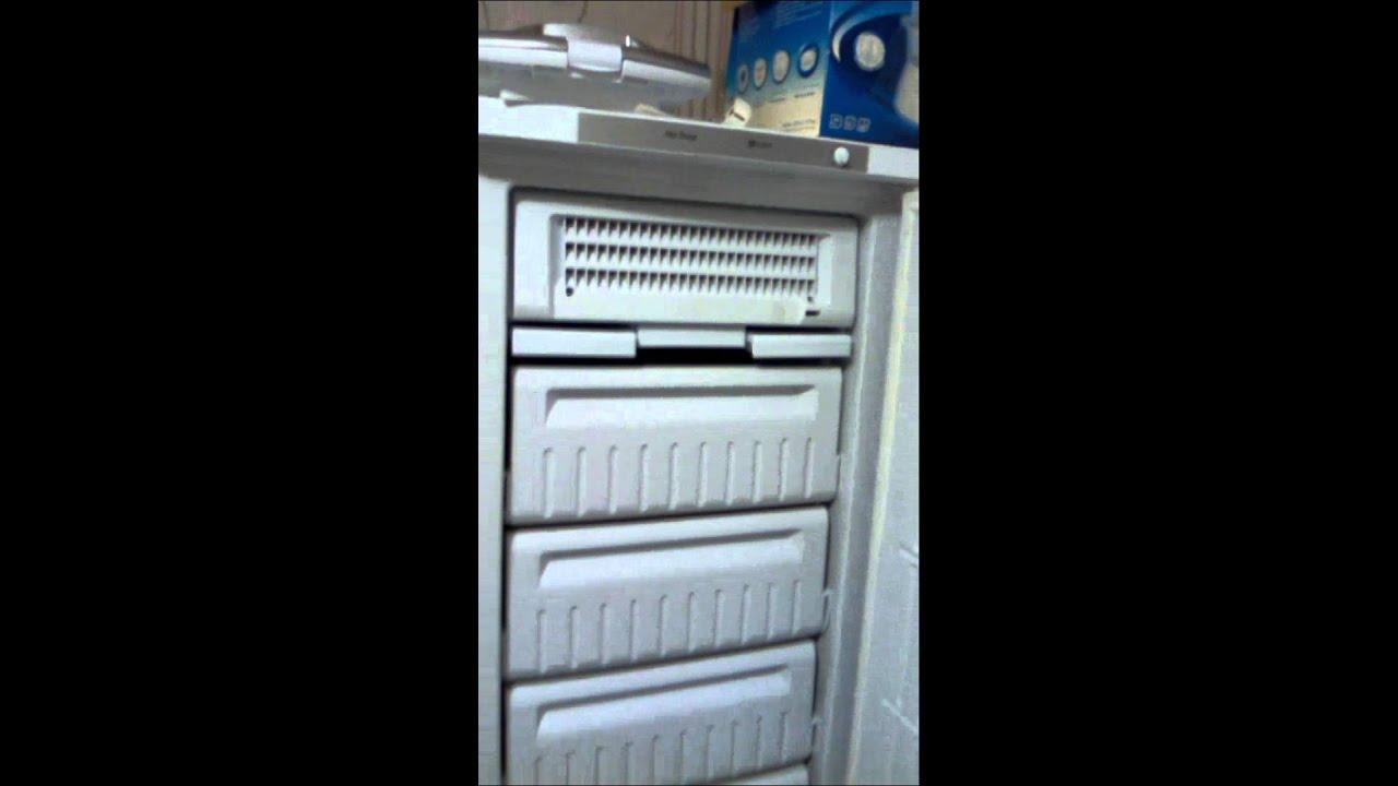 Обзор морозильных камер Indesit модельного ряда 2012 года - YouTube