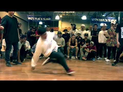 Funk Night Vol. 5 x Breaking the Cancer Manila   4v4 Bboy   Soul Class Preselection