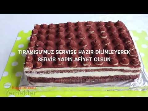 Tiramisu Tarifi ( Kek ile )