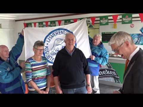 Koninklijk onderscheiding in Assen  Fokko Hommes 26-04-2017