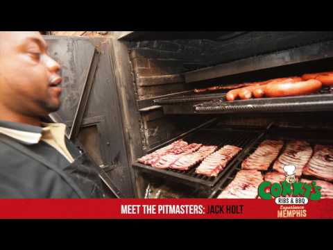 Meet The Pitmasters: Jack Holt - Corky's BBQ