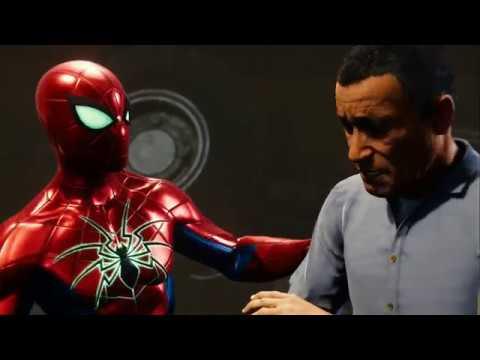 Marvel's Spider Man Rescuing Dr  Michaels