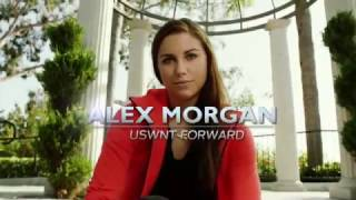 USWNT - Alex Morgan Became a Star Gracefully (FOX Soccer EXCLUSIVE) - 6-23-15