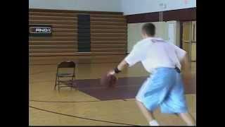 Basketball feints and dribbling from Ganon Baker. Баскетбольные финты и дриблинг от Ганона Бейкера.