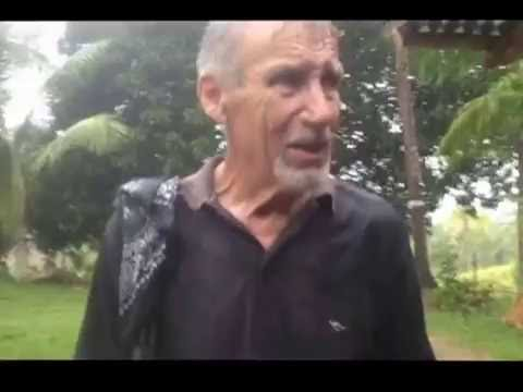 SINGING  IN THE RAIN A BRITISH AMERICAN EXPAT LIFESTYLE VIDEO
