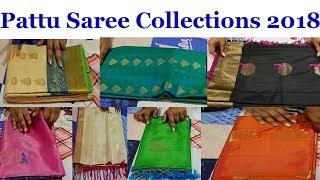 Silk saree collection in Tamil || Pattu Saree Collection 2018 || Soft silk saree Collection in Tamil
