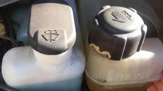 Renault twingo : appoint liquide de refroidissement