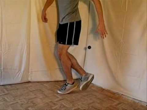 Anz' Trikz - Swirl & Twist - Footbag Tutorials
