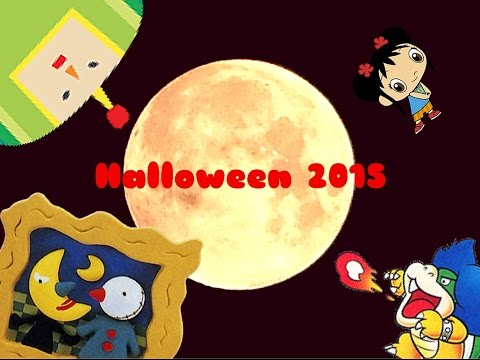 OmegaRadiost Halloween 2015 Special - Top 10 Viewed Drumless Tracks