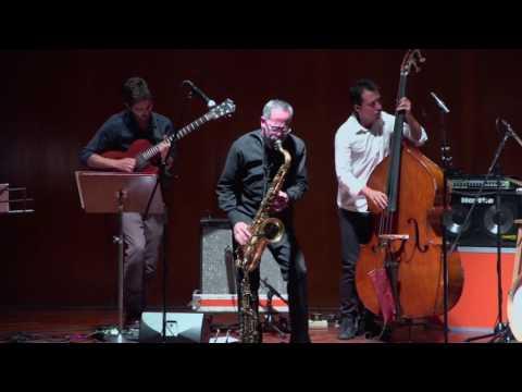 Concierto ANTONIO ARNEDO Y COLECTIVO, 20 AÑOS DE TRAVESÍA, jazz (Colombia)