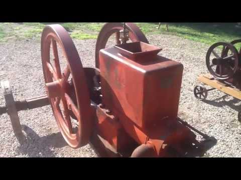 Hit and Miss Gas Engines