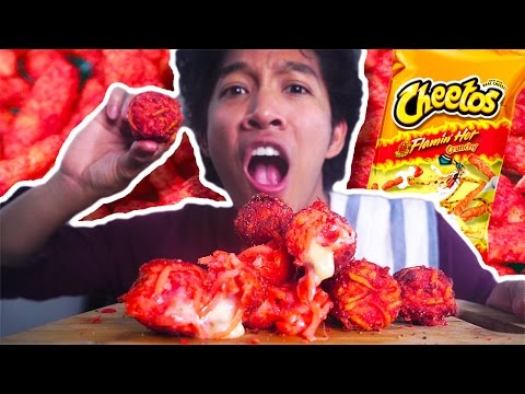 SPICY HOT CHEETO CHEESY TOTS!!! thumbnail