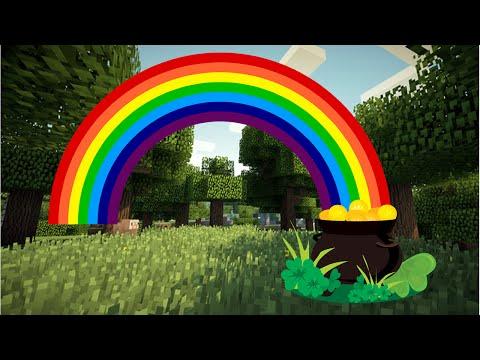 Minecraft BUILD BATTLE (Pot of Gold)