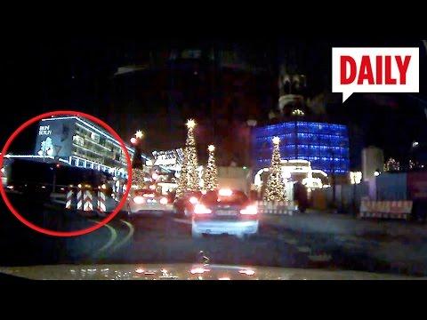 Moment des Anschlags - Dashcam Video zeigt die Sekunden des Attentates - BILD Daily Spezial