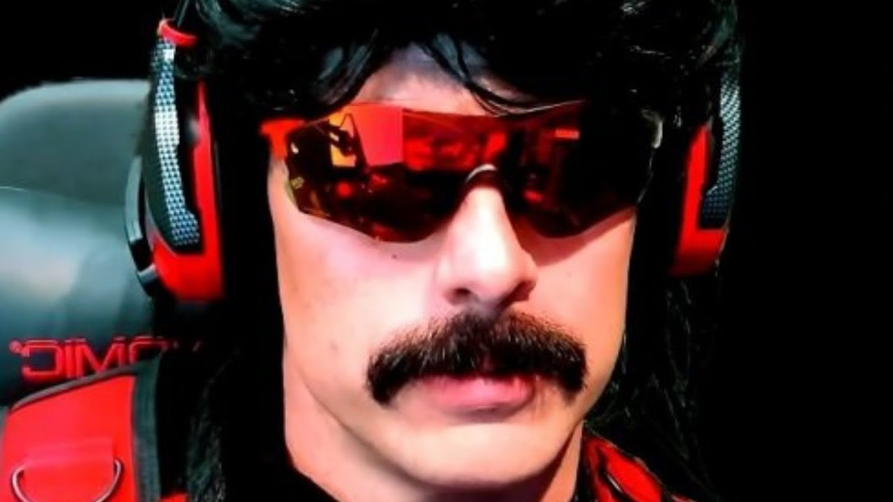 Report: Dr. Disrespect Permanently Banned From Twitch