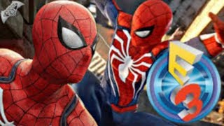 Spiderman- Gameplay PS4- E3 2017.