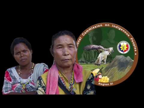 The Indigenous Cultural Communities of Region 11