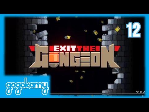 Bullet Run! | Exit the Gungeon ep 12 | gogokamy |