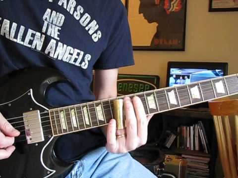 Let it Bleed (Slide Guitar Part) - Rolling Stones