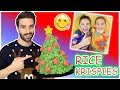 SAPIN DE NOEL RICE KRISPIES - FT SWAN THE VOICE - NÉO & SWAN