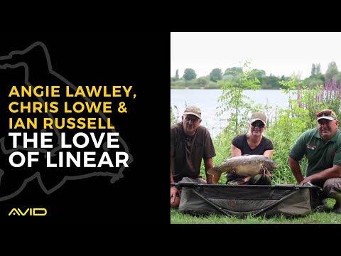 AVID CARP - The Love of Linear - Chris Lowe, Angie Lawley, Ian Russell