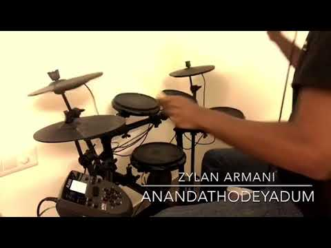 Anandathodeyadum- Zylan Armani (Mini Drum Cover)