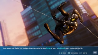 Spider-Man PS4 New Game Plus Pt. 3