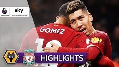 Firmino rettet Reds-Rekord | Wolverhampton - Liverpool 1:2 | Highlights - Premier League