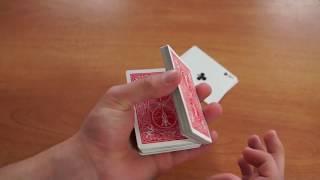 Карточные Тасовки #3: Самая популярная карточная тасовка в мире! Очень эффектная тасовка!
