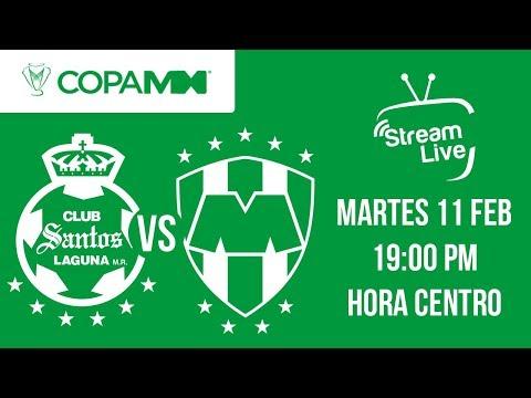 SANTOS VS MONTERREY | XOLOS DE TIJUANA VS MONARCAS | EN VIVO | COPA MX | #StreamLiveOFC