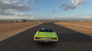 Gran Turismo Sport - Dodge Super Bee '70 Gameplay [4K PS4 Pro]