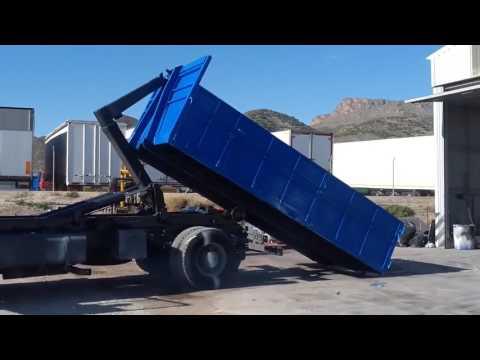 Заказ мусорного контейнера раменское