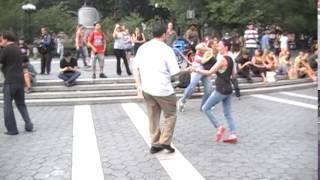 Ny Westie - Social Dance # 4- After Ifm 09/06/14 @ Union Square