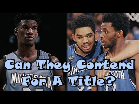 Why Jimmy Butler Could Make the Timberwolves Contenders