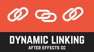 How to Dynamically Link Objects - After Effects Tutorial