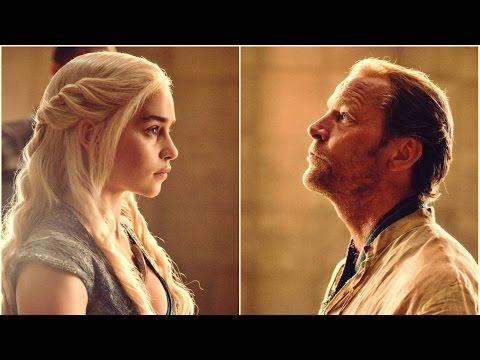 Daenerys y Jorah  | Juego de Tronos T5 Español HD