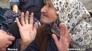 90 Yaşındaki Trakyalı Örnek Olacak Nine -İzleyin ve Paylaşın