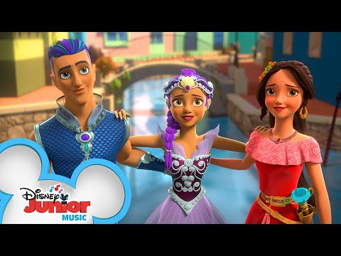Download A New Tale | Music Video | Elena of Avalor | Disney Junior