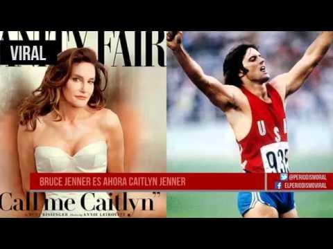Transformación Bruce Jenner es Caitlyn Jenner