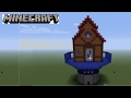 Building Cartoon Houses - Minecraft The Breadwinners House - Sub For A Shoutout (Road To 600 Subs)