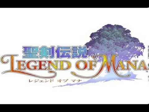 Legend of Mana OST   Song of Mana ~ Ending Theme