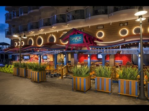 A Fiesta of Flavors on Harmony of the Seas   Royal Caribbean Serves Up Mexican Favorites at Sabor
