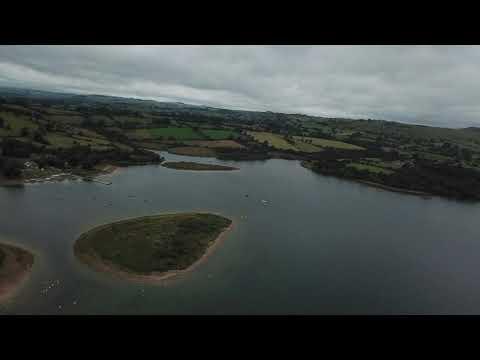 Carsington Water Drone Flight
