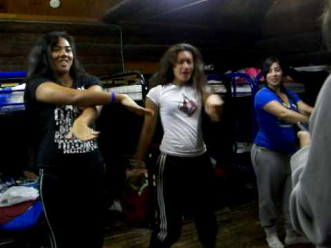 Dancing California Girls