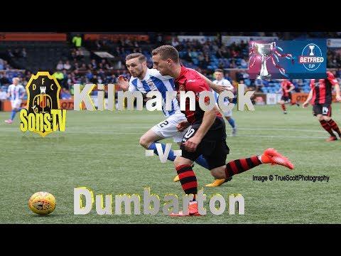 Kilmarnock FC v Dumbarton FC, Betfred Cup Group E, Saturday 29th July 2017